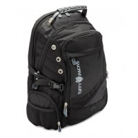 Tuffypacks All-in-one Level IIIA Bulletproof Backpack - Black